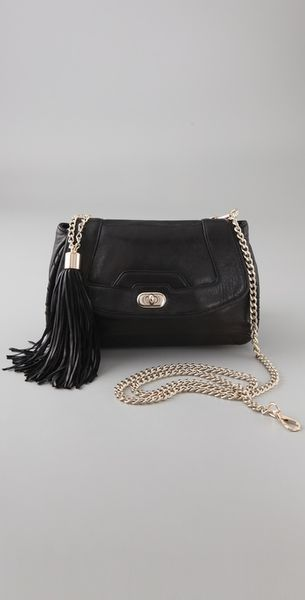 Cynthia Rowley Soft Wrapped Chain Bag - Lyst