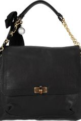 Lanvin Happy Buffalo Shoulder Bag - Lyst