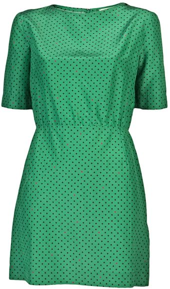Boy by Band Of Outsiders Polka Dot Dress - Lyst