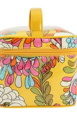 Kate Spade Paley Paisley Small Natalie in Yellow - Lyst