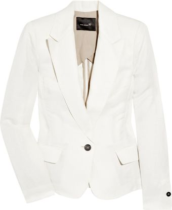 Isabel Marant Gaynor Tencel and Linen-blend Blazer - Lyst