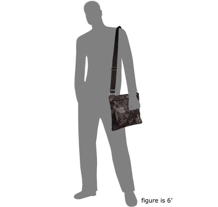 5466b4b5e917c9 ... switzerland lyst prada smoke camouflage nylon messenger bag in gray for  men 0efe4 6b768