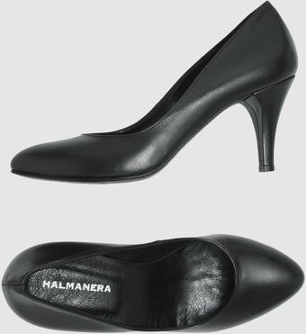Halmanera Closed-toe Slip-ons - Lyst