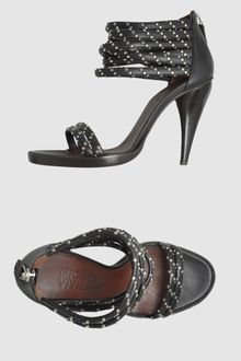Michel Vivien High-heeled Sandals - Lyst