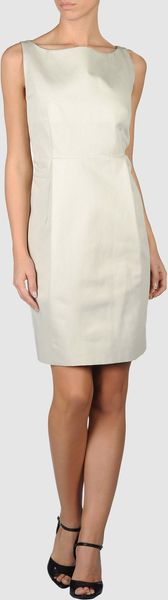Commuun Short Dress - Lyst