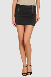 Elizabeth And James Mini Skirt - Lyst