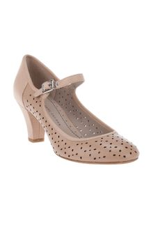 Marc By Marc Jacobs Perforated Mary Jane Shoe - Lyst