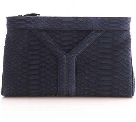 navy suede winged clutch bag pieces navy suede winged clutch bag ...