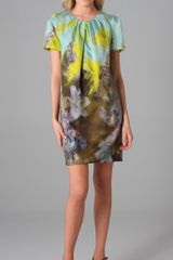 Matthew Williamson Shift Dress - Lyst