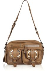Sonia Rykiel Tassel-embellished Leather Shoulder Bag - Lyst