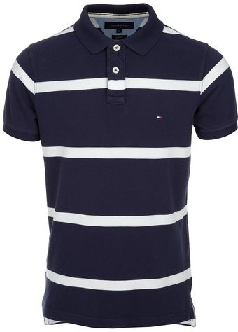 Tommy Hilfiger Polo Shirt - Lyst