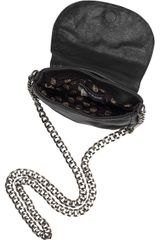 Antik Batik Aragon Embellished Leather Shoulder Bag in Black (aragon) - Lyst