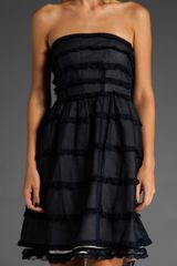 Marc By Marc Jacobs Dea Dress in Black (jet) - Lyst
