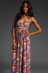 Rachel Pally Lala Maxi Dress - Lyst