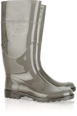 Burberry Wellington Boots - Lyst