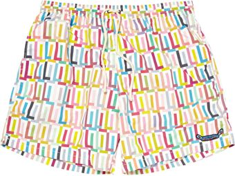 Limoland Multi-coloured Swim Shorts - Lyst