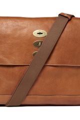 Mulberry Brynmore Leather Messenger Bag - Lyst