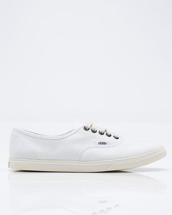 Vans Authentic Lo Pro Ca - Lyst