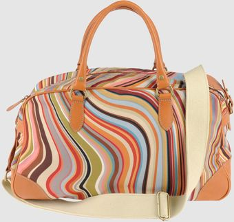 Paul Smith Large Fabric Bag - Lyst