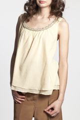 Elizabeth And James Harriette Top - Lyst