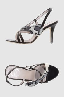Emilio Pucci High-heeled Sandals - Lyst