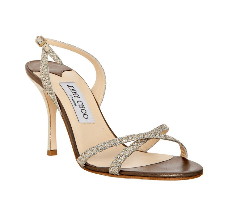 9bbb41498b2d Gallery. Previously sold at  Bluefly · Women s Jimmy Choo Glitter