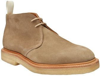 Bass Weejuns Dirty Buck Chukka - Lyst