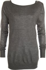 Theyskens' Theory Kudi Sweater - Lyst