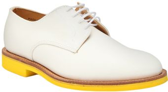 Bass Weejuns Derby Oxfords - Lyst