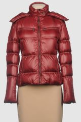 Brema Down Jacket - Lyst