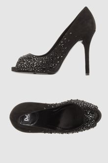 D&G Pumps with Open Toe - Lyst