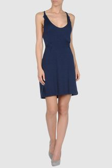 Ermanno Scervino Short Dress - Lyst