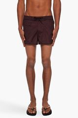 Marc By Marc Jacobs Nylon Swim Shorts - Lyst