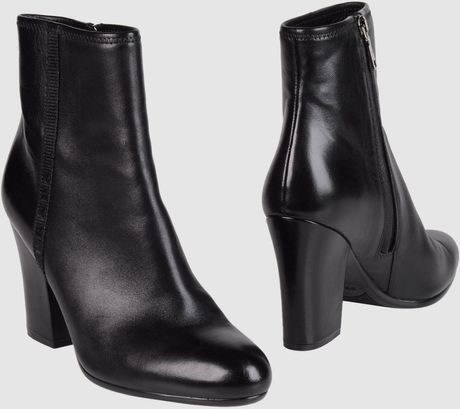 Prada Sport Ankle Boots in Black - Lyst