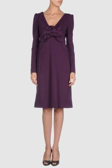 Sonia Rykiel 3/4 Length Dress - Lyst