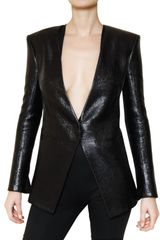 Balmain Lurex On Cool Wool Jacket - Lyst