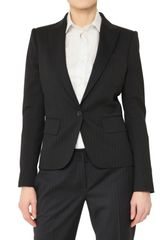 D&G Pinstriped Stretch Wool Jacket - Lyst