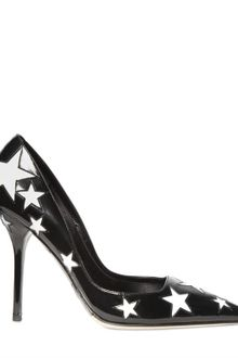 Dolce & Gabbana 110mm Star Inserts Leather Pumps - Lyst