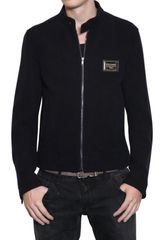 Dolce & Gabbana Double Layered Wool Sport Jacket - Lyst