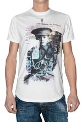 DSquared2 Soldier Dyed Jersey T-shirt - Lyst