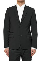 Givenchy Cool Wool Jacket - Lyst