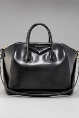 Givenchy Antigona Shiny Duffel, Medium - Lyst