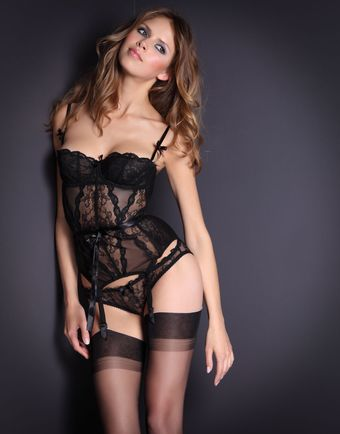 Agent Provocateur Love Basque - Lyst