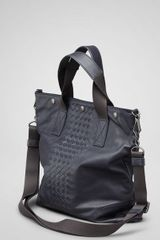 Bottega Veneta Tourmaline Light Calf Aquatre Bag - Lyst
