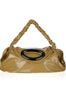 Marni Slouchy Leather Hobo Bag - Lyst