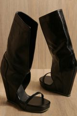 Rick Owens Womens Shoes - Lyst