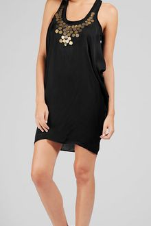 Ella Moss Electra V-neck Dress - Lyst