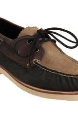 Rag & Bone Preston Boat Shoe - Lyst