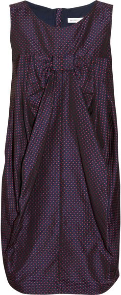 See By Chloé Polka-dot Taffeta Dress - Lyst