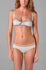 VPL Insertion Bra - Lyst